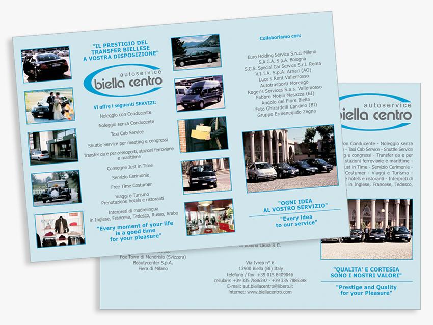 Biellacentro Brochure 2004 2